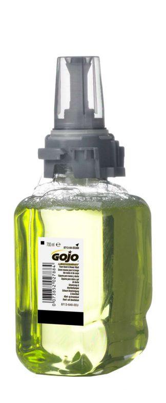 GOJO ADX-7 Luxury Hair Body & Hand Foam Soap