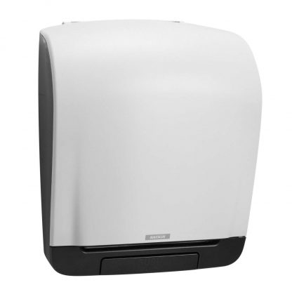 Katrin Inclusive System White Towel Dispenser 90045