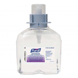 Purell FMX Foam Hand Santiser