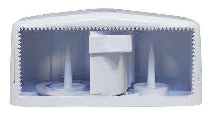 Coreless Toilet Roll Dispenser