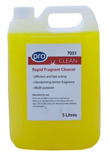 Rapid Fragrant Cleaner 2 x 5L