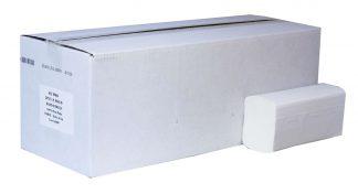 PRO Z-Fold White 2 Ply Paper Towels
