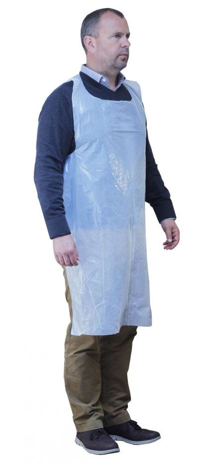 Professional Disposable Aprons on a Roll