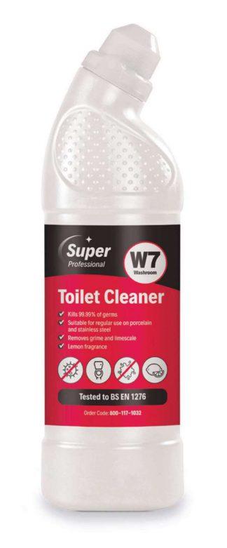 Toilet Cleaner Ocean Fresh 750ml